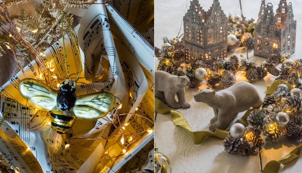 Graham & Green Decoración abeto de Navidad Decoración y motivos navideños Navidad y Fiestas  |