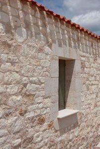 Paramento pared exterior