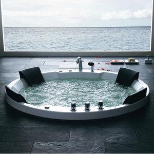 Bañera dos plazas