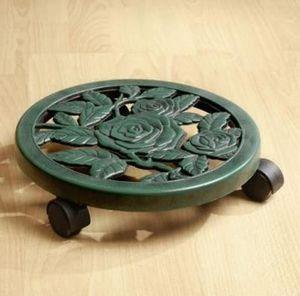 Temps L Portaplantas sobre ruedas