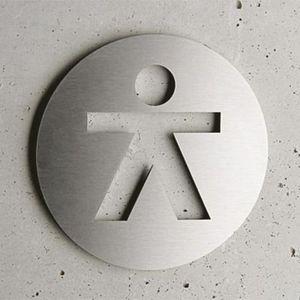 Door Shop Placa de señalización