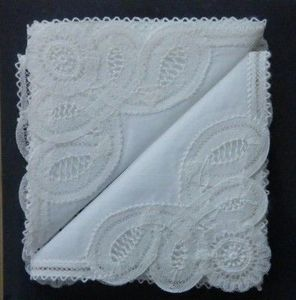 Abbey Lace & Tapestries Of Bath Pañuelo