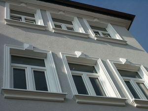 Decoración para fachada