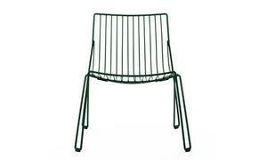 MASSPRODUCTIONS - tio easy chair - Sillón De Jardín Apilable