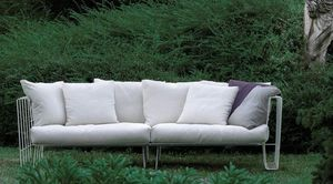 Living Divani - hoop - Sofá Para Jardín