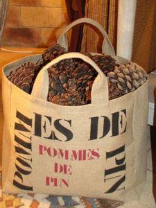 Isabelle Danicourt -  - Saco Para Leñas