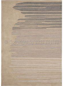 Arte Espina - tapis design needlecraft beige - Alfombra Contemporánea