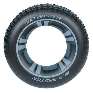 Bestway - bouée pneu gonflable 91cm - Salvavidas