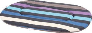 ZOLUX - coussin mousse ovale feria bleu 38x25x3cm - Cama Para Perro