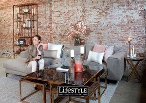 LIFE STYLE -  - Mesa De Centro Cuadrada