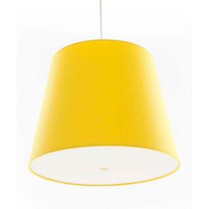 FrauMaier - big cluster - suspension jaune ø39cm | suspension  - Lámpara Colgante