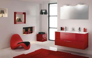 Delpha - graphic gc123a - Mueble De Cuarto De Baño