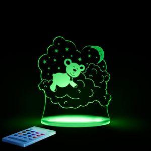 ALOKA SLEEPY LIGHTS - ours - Lámpara Para Dormir Para Niño