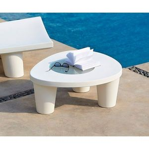SLIDE - table basse low lita slide - Mesa De Centro Forma Original