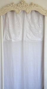 Coquecigrues - rideau simplicité - Cortina Confeccionada