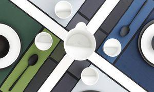 CHILEWICH - blocks - Mantel Individual