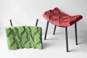 AIEVL BY DENNY PRIYATNA - eum stool - Taburete