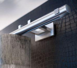interstil - rails ronds - Riel De Cortinas