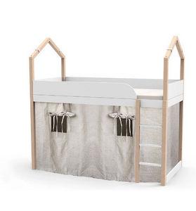 LIL' GAEA - casa bunk - Cama Casa Para Niño