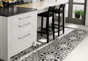 CasaLux Home Design - effet carreau ciment - Baldosas De Gres Para Suelo