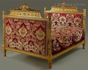 Pelham Galleries - London -  - Cama De Matrimonio Con Columnas