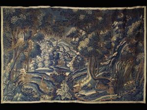Bauermeister Antiquités - Expertise - tapisserie - Tapicería De Aubusson