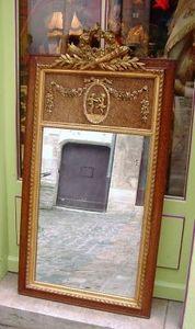 Art & Antiques - trumeau louis xvi xixe - Entrepaño