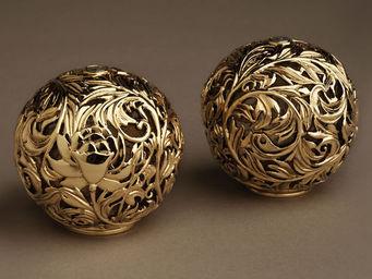 L'OBJET - acanthus spice jewels - Salero Y Pimentero