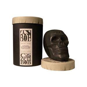 Papillon Rouge - tête de mort citizen bob-sculpture parfumée en sav - Jabón