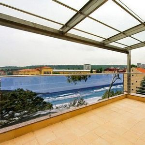 PRISMAFLEX international - brise-vue terrasse corsica 3m - Visillos A Media Altura