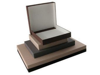 Papier Plus - boîte de présentation - Caja