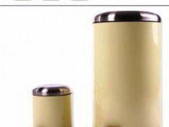 Up Trade - 2 poubelles en inox 3 litres et 30 litres - Papelera De Cuarto De Ba�o