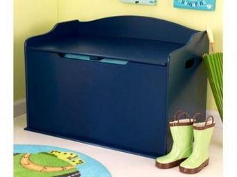 KidKraft - coffre jouets en bois bleu kidkraft - Ba�l Para Juguetes