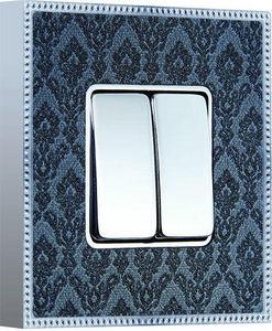 FEDE - belle époque tapestry collection - Interruptor Doble