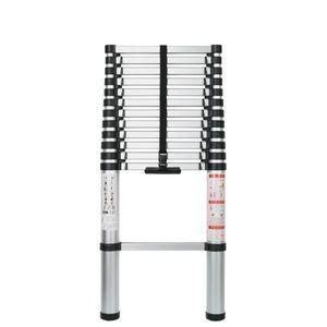 RIBITECH - echelle télescopique en aluminium ribiland - Escalera Doble