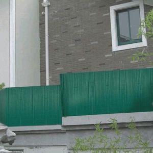 JET 7 GARDEN - canisse en pvc couleur verte jet7garden - Separación De Bambú