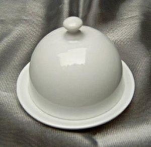 Porcelanne - mini beurrier cloche - Mantequera Individual