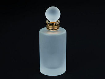 Cristal Et Bronze - cristal satiné - Frasco De Perfume