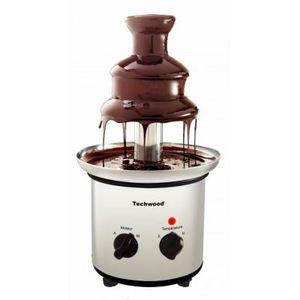 TECHWOOD - fontaine àchocolat - Contenedor Para Chocolate