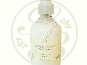 Savonnerie De Bormes - crème mains - melon - 250 ml - savonnerie de borme - Crema Corporal