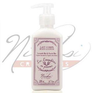 Comptoir Beaut� Sant� - lait corporel aux lavande bio & karit� bio - \les - Crema Para El Cuerpo