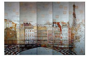ULGADOR - pont des arts - Panel Decorativo