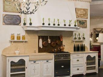 PROVENCE ET FILS - cuisine perignon complete /longueur 390 cm x 68 x - Cocina Equipada