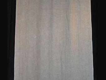 Coquecigrues - paire de rideaux vertu rose poudré - Cortina Confeccionada