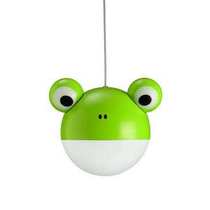 Philips - anora - suspension grenouille vert ø27,5cm | lustr - Lámpara Colgante Para Niño