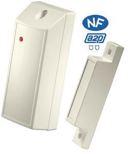 VISONIC - alarme sans fil - détecteur de porte mct 302 - vis - Detector De Movimiento