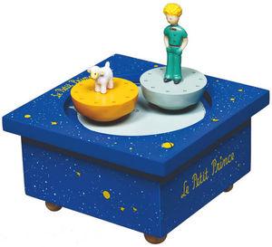 Caja de música para niño