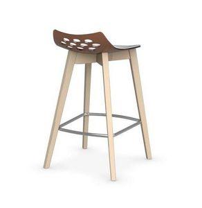 Calligaris - chaise de bar jam w - Silla Alta