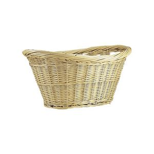 Aubry-Gaspard - corbeille à linge ovale - Cesto Para La Ropa