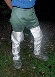 PATTONES ROBERTS - pantalon protecteur de vibration pour travaux du j - Delantal De Jardín